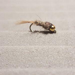 Gold/Sliver Beadhead flies