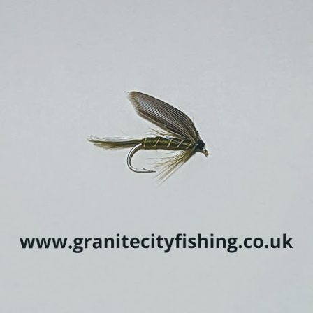 Olive Dun Wet Fly.