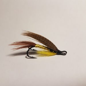 nite City fishing Salmon fly