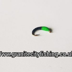 Black & Lime Green Okey Dokey Buzzer