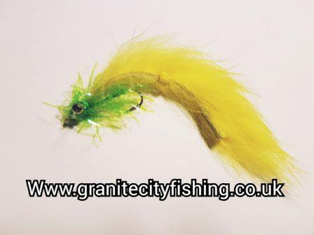 Bunny Leach Hot Yellow