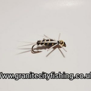 Gold Ribbed Hare's Ear Prince Nymph