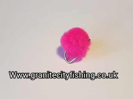 Hot Pink Egg Fly