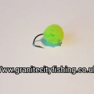 Lime Green Egg Fly