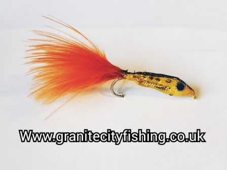 Minnow Brown