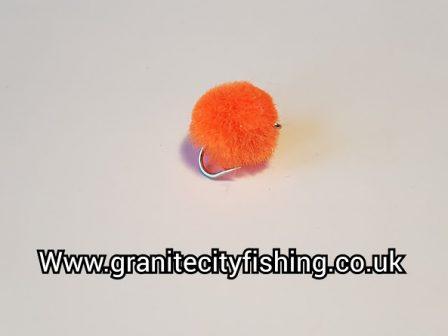 Orange Egg Fly