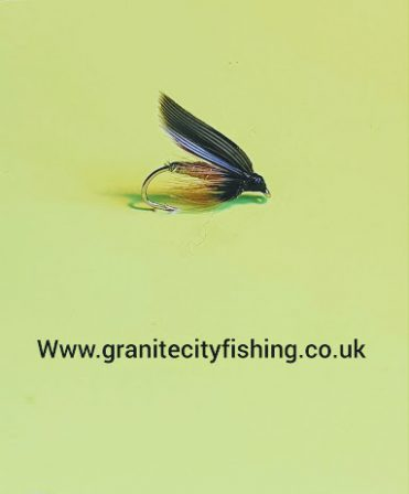 Greenwells Glory wet fly.