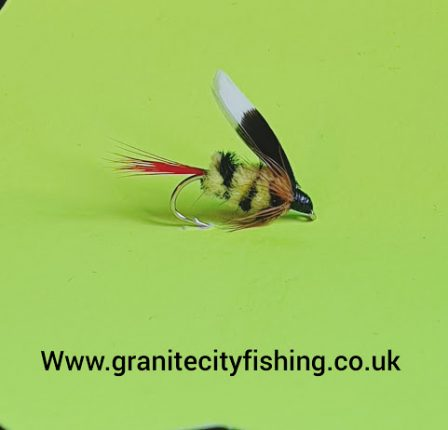 McGinty wet fly.