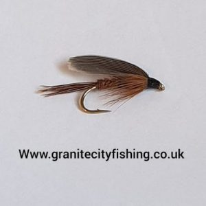 Pheasant Tail wet fly.