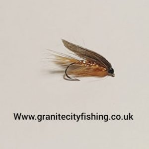 Wickhams Fancy Wet Fly.