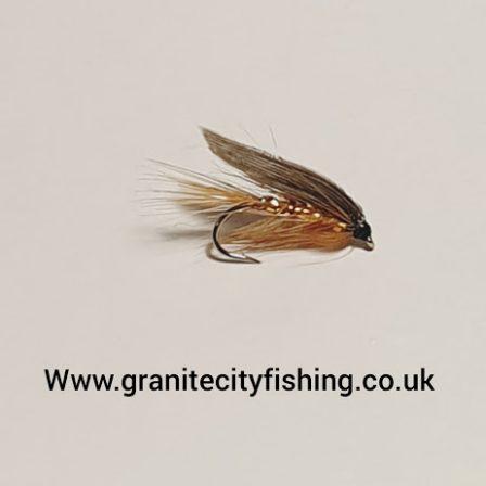 Wickhams Fancy Wet Fly.