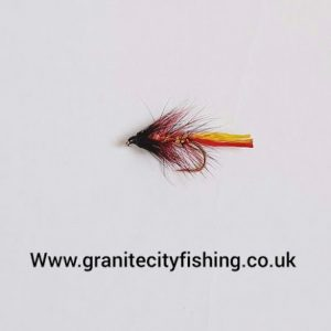 Clan Chief Wet Fly.