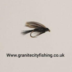 Black Gnat Wet Fly.