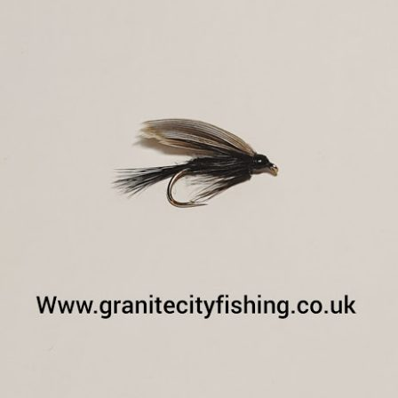 Black Gnat Wet Fly.