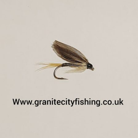 Ginger Quill Wet Fly.