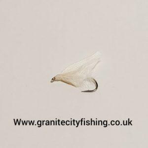 White Moth Wet Fly.