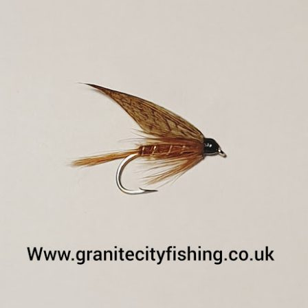 Fiery Brown Wet Fly.