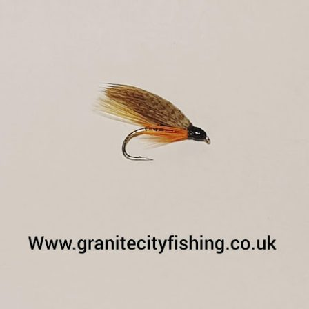 Thunder & lightning Wet Fly.
