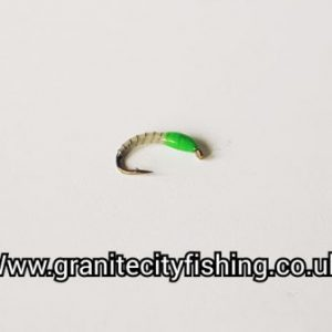White & Lime Green Okey Dokey Buzzer