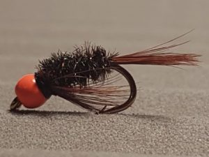Diawl Bach Trout Fly