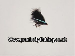 Kingfisher UV Cormorant Trout Fly