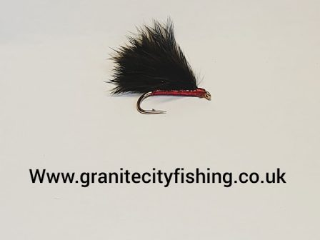 Red Holo Cormorant Fly