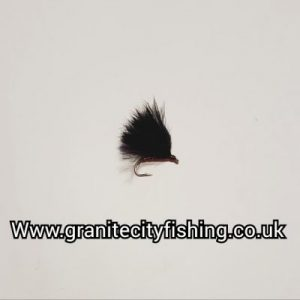 Red Holo Cormorant Trout Fly