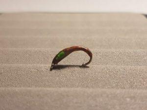 Flexi Floss Brown/Lime Hot Spot