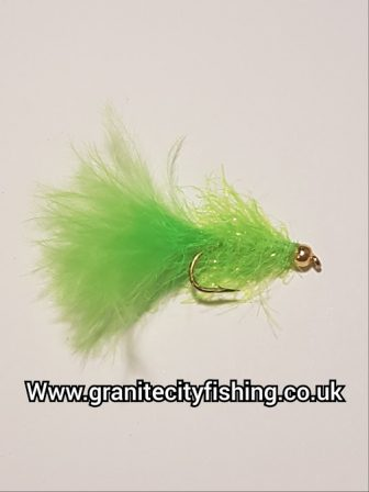 Chartreuse Green Straggle Fritz