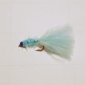 Light Blue Micro fritz Blue Hot Head