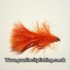 Flame Orange Staggle Fritz