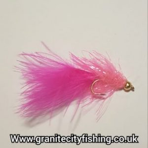 Pink Straggle Fritz