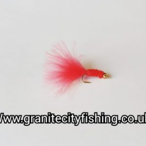 Red Chinille Bloodworm