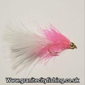 White & Pink Straggle Fritz