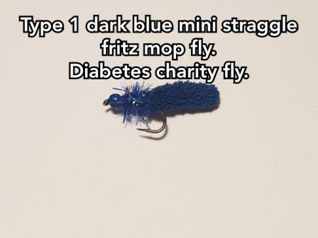 Type 1 Mini Straggle Fritz mop Fly.