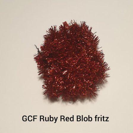 GCF Ruby Red Blob Fritz